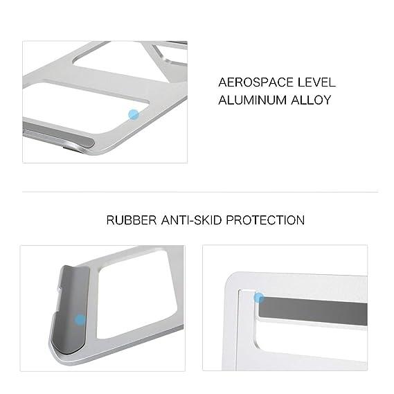 Amazon.com : Best Quality Ergonomic Design Aluminum Alloy Laptop ...