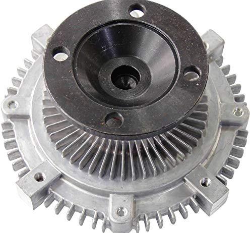 TOPAZ 2677 Engine Cooling Fan Clutch for Lexus LS400 LX470 Toyota Tundra Land Cruiser 4.0L 4.7L V8