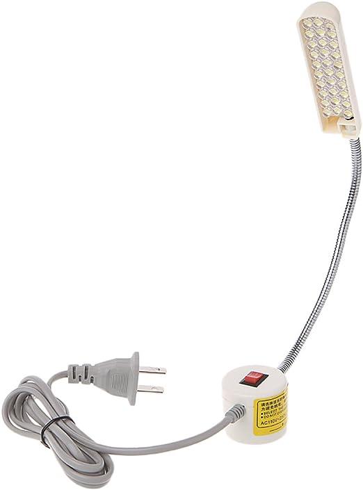 PENG 30 LED Máquina de Coser Luz de Trabajo Lámpara de Cuello de ...