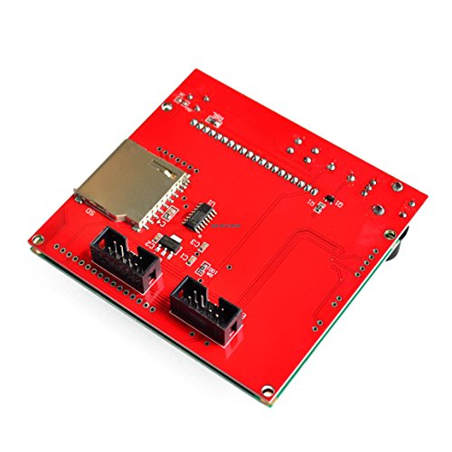 Ants-Store - 2sets/lot 3D printer smart controller RAMPS 1.4 LCD 12864 LCD control panel blue screen by Ants-Store (Image #3)