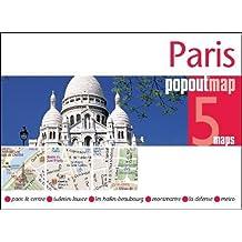 Paris PopOut Map