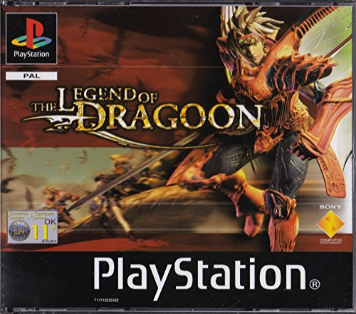 Legend Of Dragoon Playstation - The Legend of Dragoon