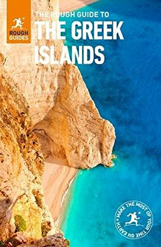 The Rough Guide to Greek Islands (Rough Guides) by Rough Guides, Nick Edwards