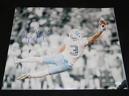 (Ryan Switzer Signed North Carolina Tar Heels 16x20 Photo - JSA Certified)