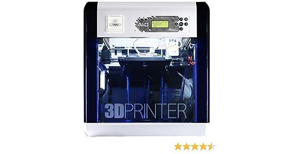 XYZprinting 3S10AXEU00E Da Vinci 1.1 Plus Impresora 3D: Amazon.es ...