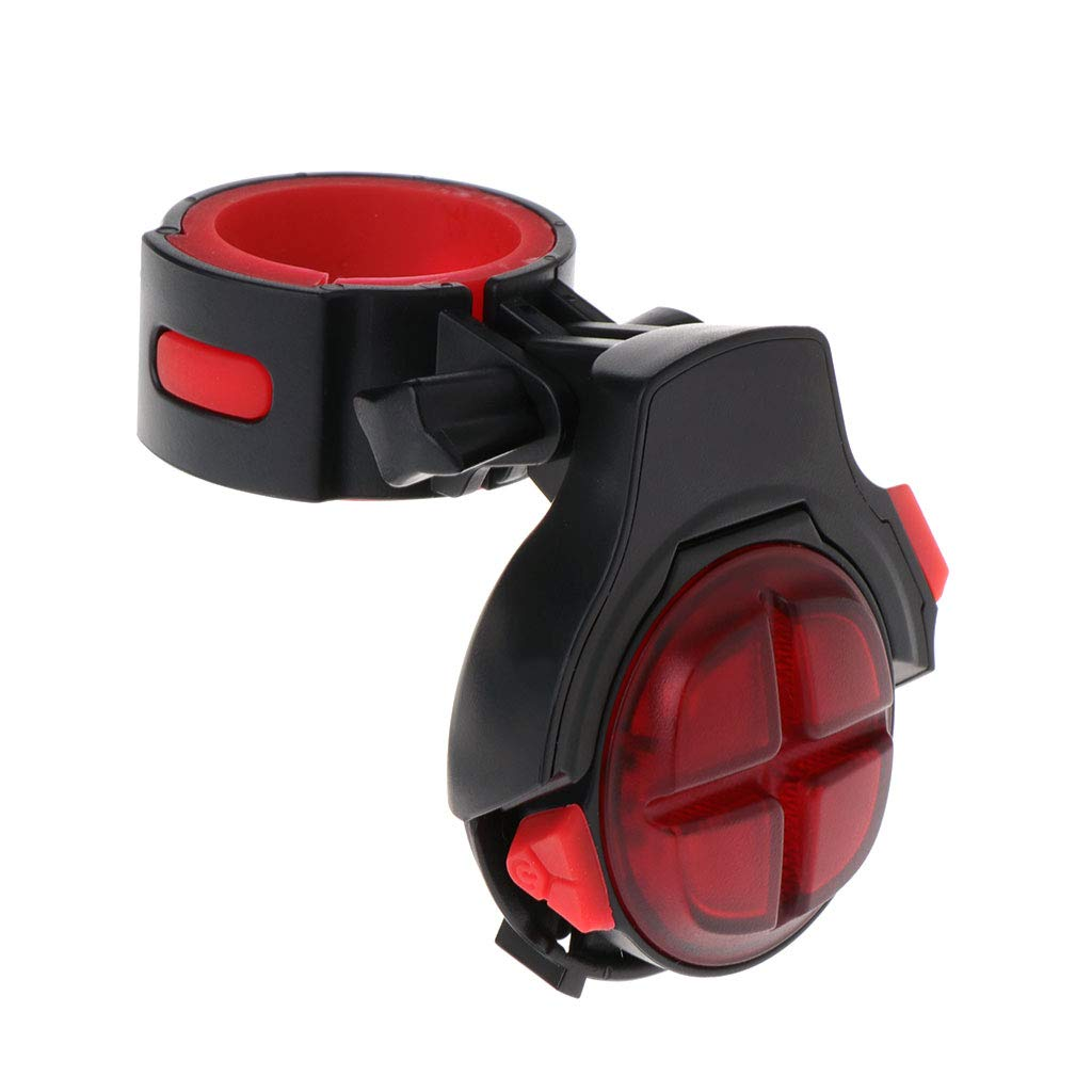 CUTEQ Bicycle Tail Light Brake Sensor Warning Lamp with USB Rechargeable Waterproof for Optimum Cycling Safety at Night by CUTEQ (Image #7)