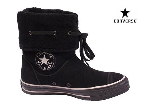 1971c35689351e Converse Damen Schuhe All Star 517428 Stiefel Schwarz Größe 37