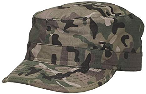 HELIKON ARMY MILITARY OPERATORS TACTICAL BASEBALL FIELD CAP ADJUSTABLE HAT CAMO