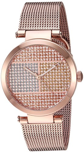 Tommy Hilfiger Women's Quartz Gold Casual Watch(Model: 1781868)