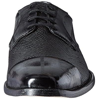 Stacy Adams Men's Gatto Leather Sole Cap Toe Oxford   Oxfords