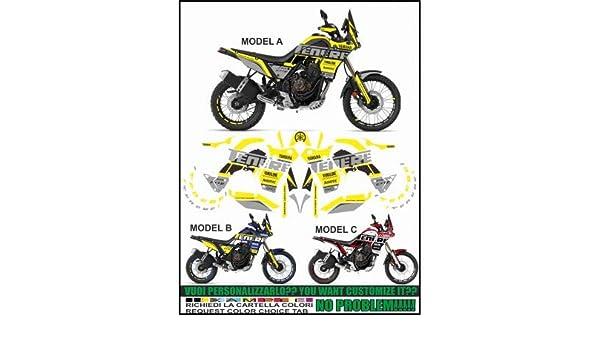 Emanuel & Co TENERE 700 T7 Factory Racing – Modelo A: Amazon.es: Coche y moto