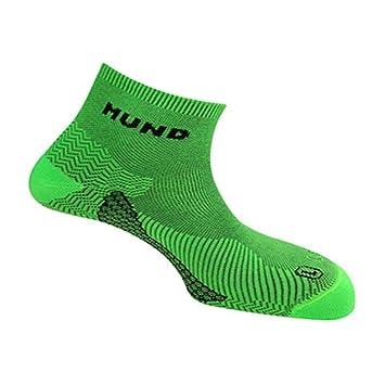 Calcetín Mund Socks TREKKING/RUNNING antiampollas, antibacteriano y terapéutico. Pie izquierdo y derecho