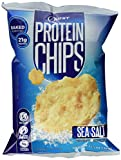 Quest Nutrition Protein Chips - Sea Salt ,32 gram - 8 ct