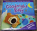 img - for Goodnight Baby - Peekaboo Playtime Lift-A-Flap Touch-and-Feel: An Interactive Bedtime Book book / textbook / text book
