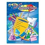 Carson-Dellosa 104070 Complete Record Book 112 Pages 8-1/2''x11''x0.25 MI