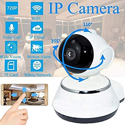 Buy ProTech Electronics V380 HD 720P Mini IP Camera WiFi