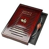 Solid Wood Tea Tray Tea Set Chinese Kung Fu Tea Set-#09