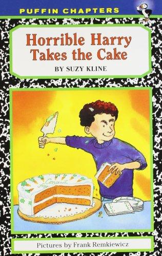 Horrible Harry Takes the Cake (We Take The Cake)
