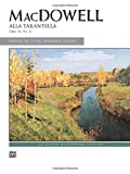 img - for Alla Tarantella, Op. 39, No. 2: Sheet (Alfred Masterwork Edition) book / textbook / text book