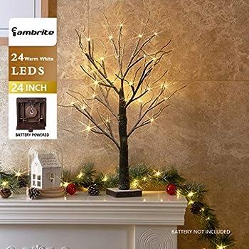 Fao Schwarz 2ft Decorative Led Vintage Bulb Tree