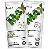 Pruvit KETO//OS Max Keto Envy (Caffeine Free) - 20 Pack