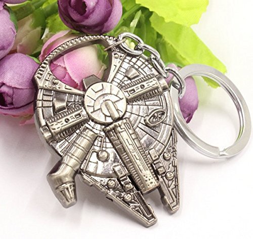 efbock Star Wars Millenium Falcon Metal Abrebotellas 1pcs
