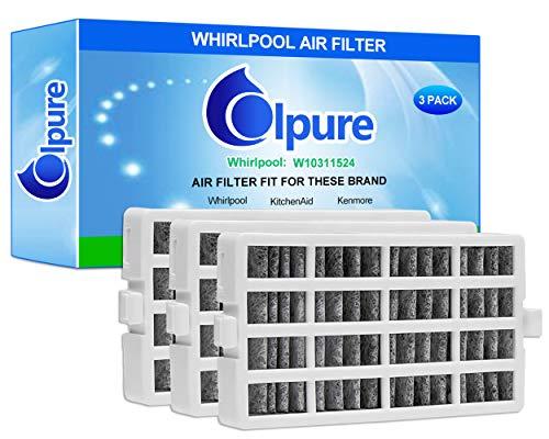 whirlpool air filter refrigerator - 8