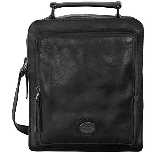 Nero The Bandolera Bolso Cm 22 Bridge Brera npw16z