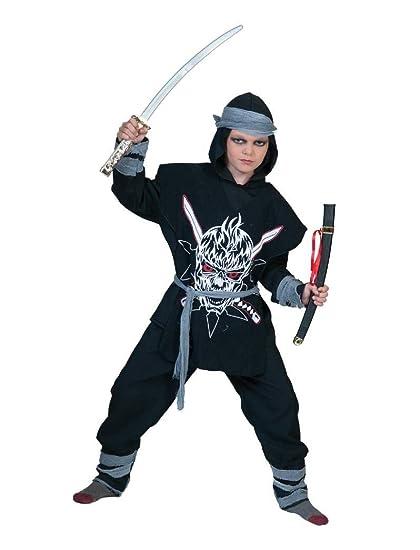 Disfraz Ninja 116 Gr, Shadow: Amazon.es: Juguetes y juegos
