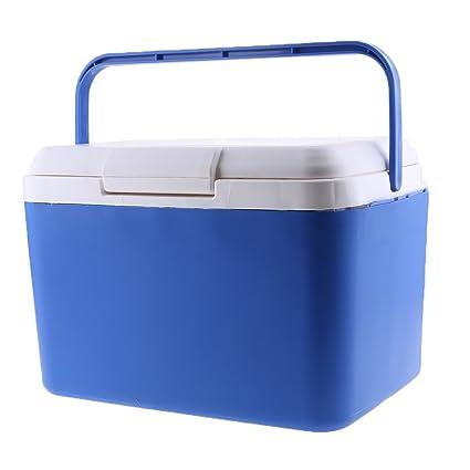 MagiDeal Box Bolsa Nevera térmica 13L refrigerante para Auto ...
