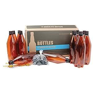 Mr. Beer Deluxe Beer Bottling System, 740-mL