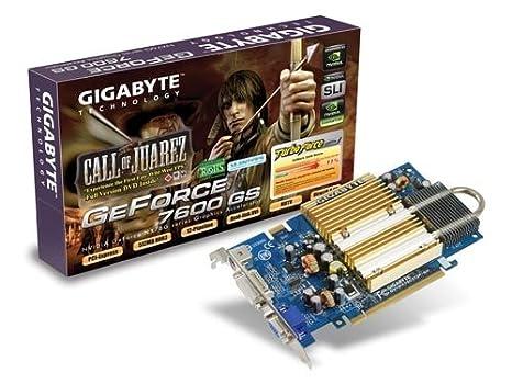 Amazon.com: Gigabyte tecnología gv-nx76g512p-rh NVIDIA ...