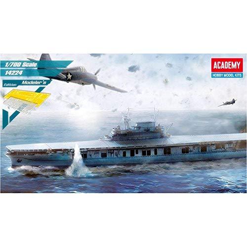 (Academy USS Enterprise CV-6 Aircraft Carrier Modeler's Edition)