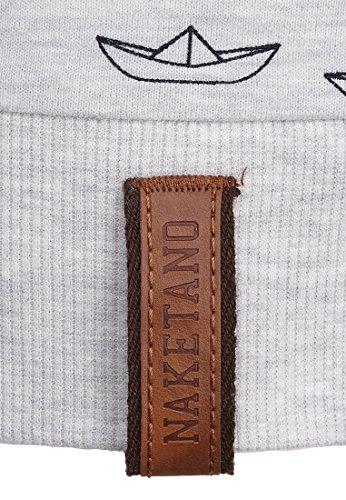 Naketano Wollüstiges Turngerät Female Sweatshirt Amazing grey melange, L