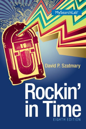 Rockin In Time (8th Edition) by Pearson