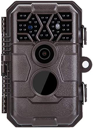 Meidase S2 Trail Game Camera, 20MP 1080P, Starlight Optics and Sensor, No Glow Night Vision, Motion Activated for Deer Wildlife Scouting, Hunting and Property Security