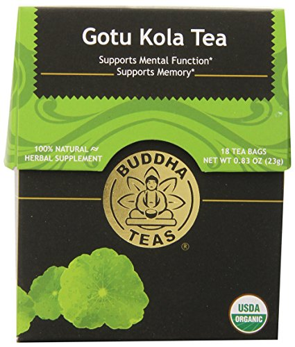 Buddha Teas Gotu Kola Count