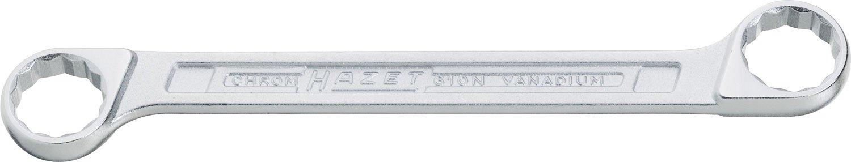 HAZET 610N-12X13 Doppelringschl/üssel