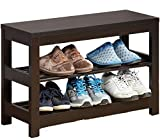 SINTECHNO S-ID151087 Contemporary 3-Tier Shoe Rack