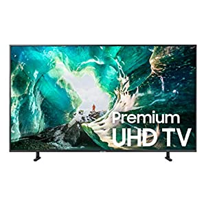 Samsung 163 cm (65 Inches) 4K UHD LED TV UA65RU8000KXXL (Black)