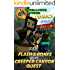 Amazing Minecraft Comics: Flash and Bones and the Creeper Canyon Quest: The Greatest Minecraft Comics for Kids (Real Comics in Minecraft - Flash and Bones Book 12)