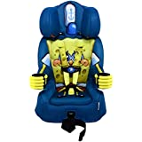 KidsEmbrace Nickelodeon SpongeBob Combination Harness Booster Car Seat