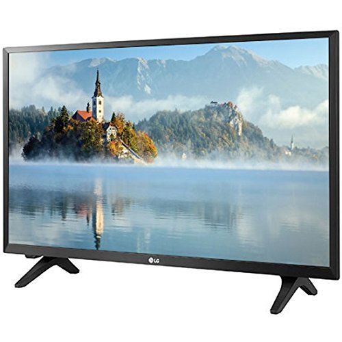 LG 28LJ430B-PU 28'' Class HD 720p LED TV (2017 Model) with Slim Flat Wall Mount Kit and Two (2) 6 Foot HDMI Cables Ultimate Bundle by LG (Image #3)