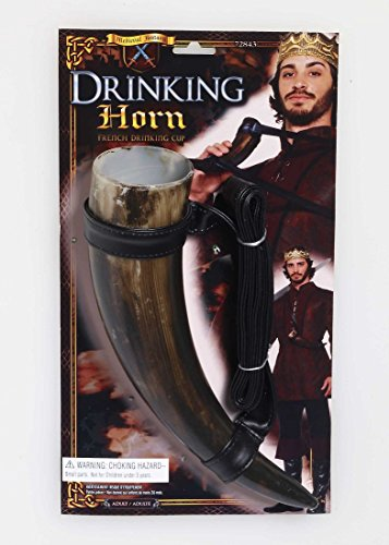 Forum Novelties Medieval Drinking Horn Prop ()