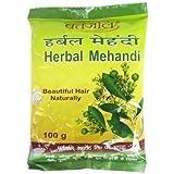 Baba Ramdev Patanjali Herbal Mehandi for Hair 100gm...