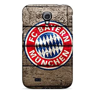 JasonPelletier Samsung Galaxy S4 Durable Hard Cell-phone Case Provide Private Custom Beautiful Fc Bayern Munich Pictures [FIP13119VurZ]