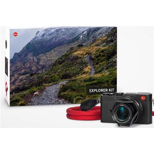 Leica D-LUX (Typ 109) Digital Camera Explorer Kit (Digital Camera Explorer Kit)