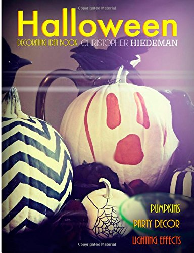 Halloween Decorating Idea Book