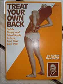 robin mckenzie treat your own back pdf free