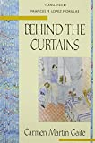 img - for Behind the Curtains book / textbook / text book